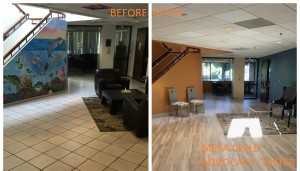 Mesa FAC before and after 2
